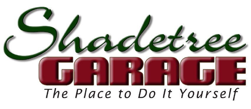 Shadetree Garage U2013 The Place To Do It Yourself